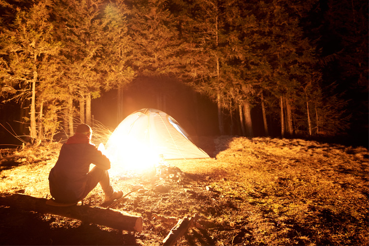 5 Perfect Fall Camping Spots in Missouri