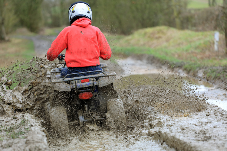 ATV Off-Roading Adventure at The Park