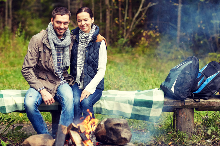 5 Perfect Fall Camping Spots in Mississippi