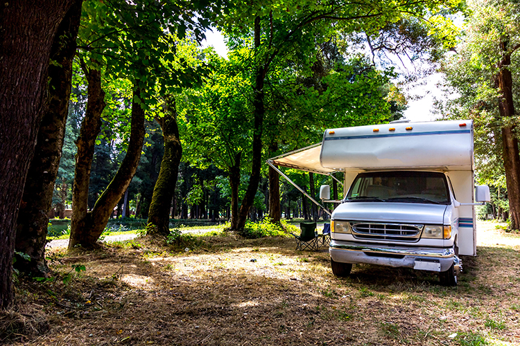 5 Awesome RV Campsites in Mississippi