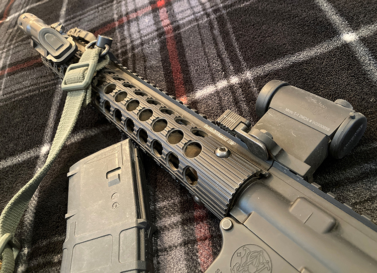 Lights, Sights, and Slings: Take Your Modern Sporting Rifle from the Shelf to Action-Ready