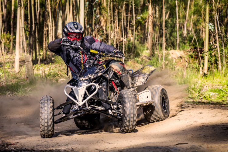 5 Cool Spots for ATV Off-Roading in North Carolina
