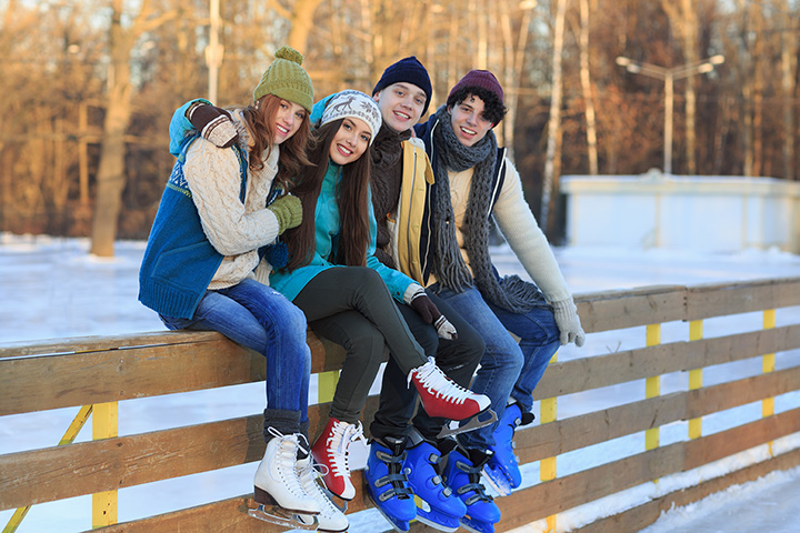 10 Best Ice Skating Rinks in Nebraska
