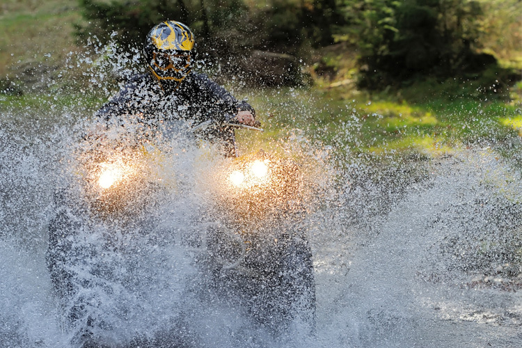 ATV Off-Roading Adventure at Nebraska National Forest