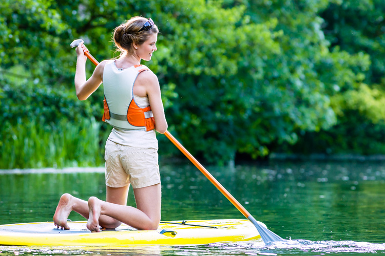 5 Great Paddleboarding Spots in Nebraska