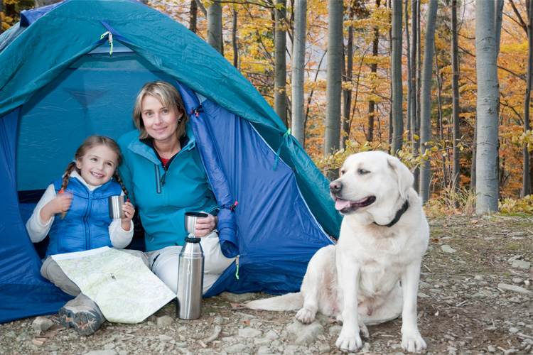 5 Perfect Fall Camping Spots in Nebraska