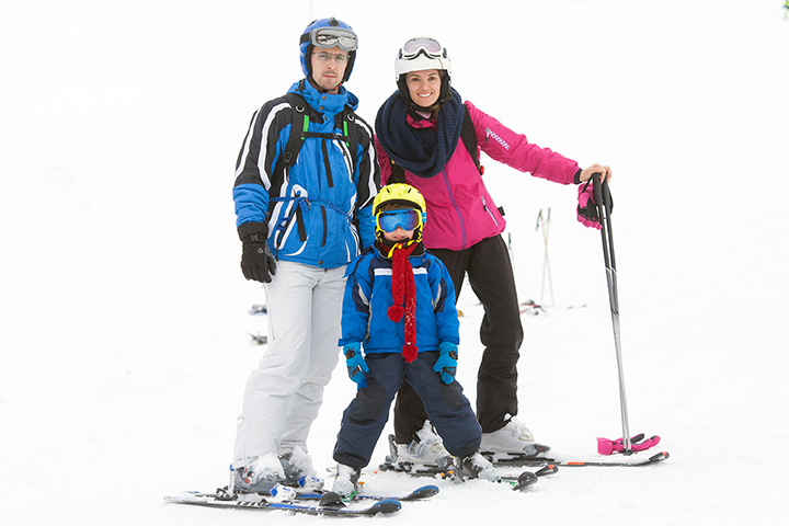 10 Best Ski Destinations for Families in and Around New Jersey