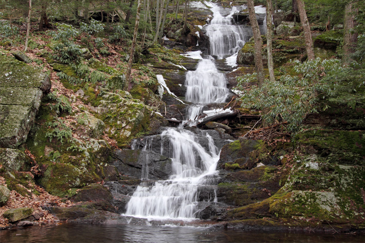 Best Winter Weekend Getaway in Delaware Water Gap National Park