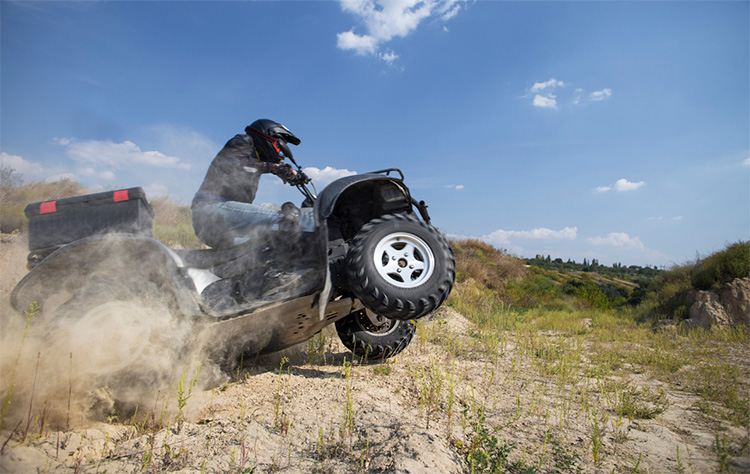 5 Cool Spots for ATV Off-Roading in New Mexico
