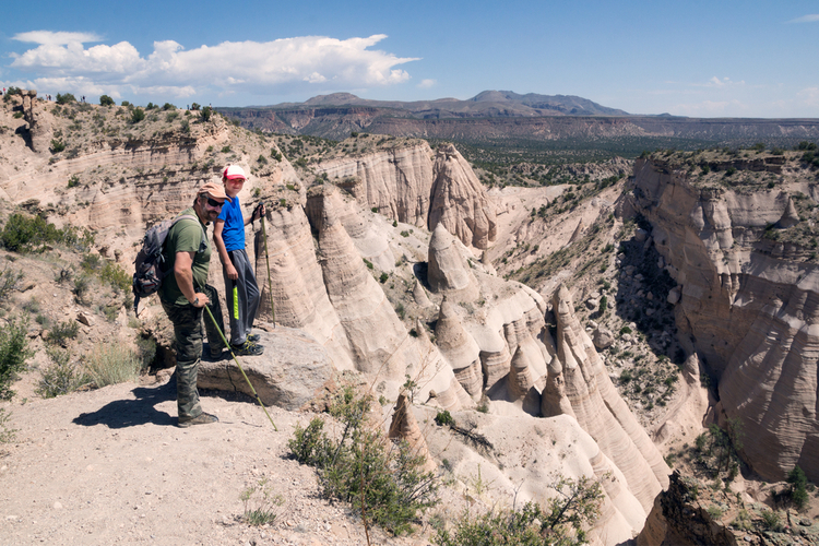 5 Beautiful Scenic Hikes in New Mexico