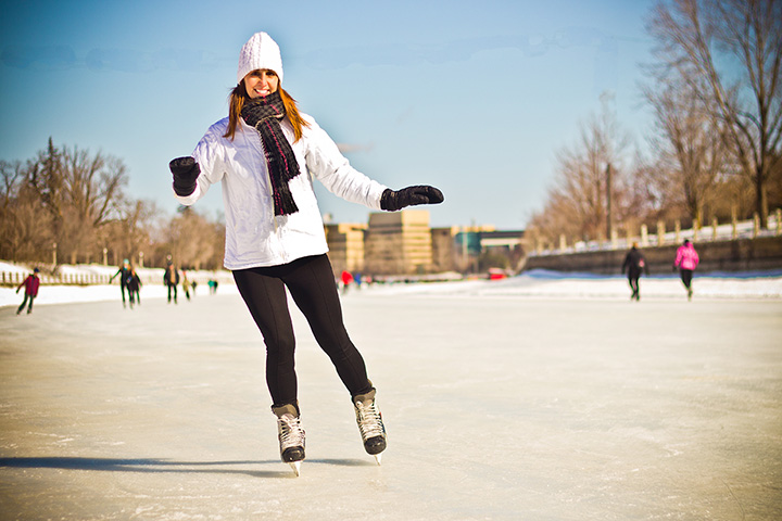 6 Best Ice Skating Rinks in New Mexico