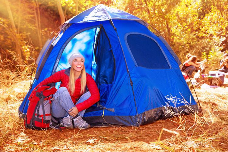 5 Perfect Fall Camping Spots in New Mexico