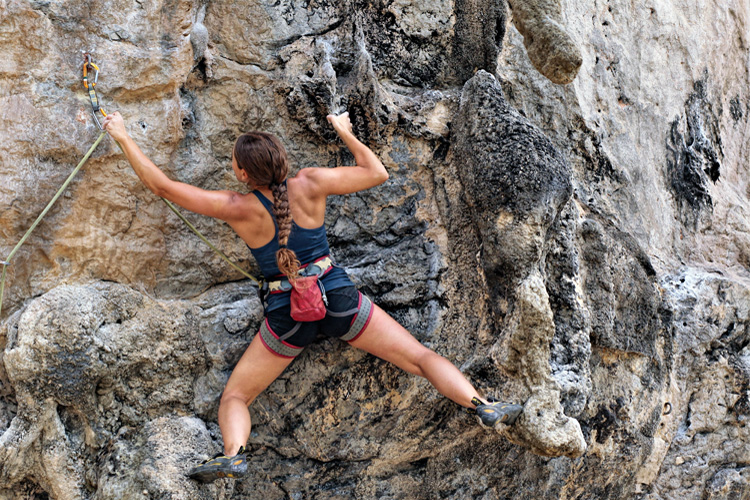5 Cool Rock Climbing Spots in New Mexico