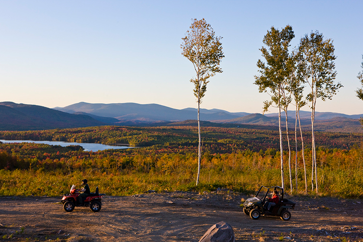 5 Impressive ATV Destinations in the Northeast