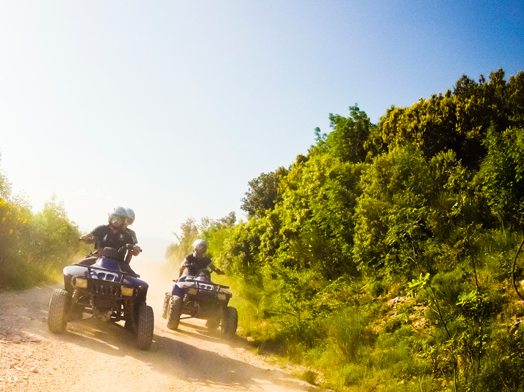 5 Cool Spots for ATV Off-Roading in Nevada