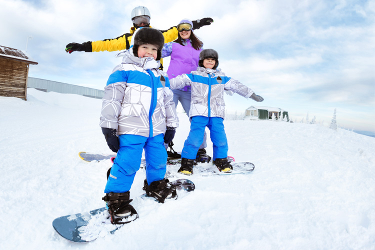 7 Best Ski Destinations for Families in Nevada