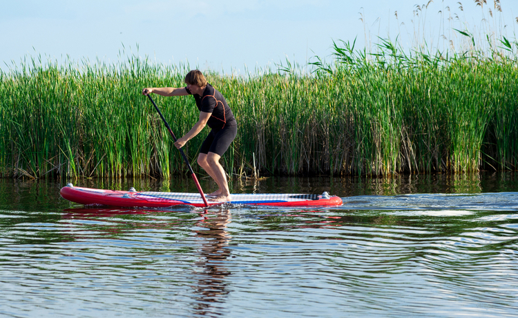 5 Great Paddleboarding Spots in Nevada