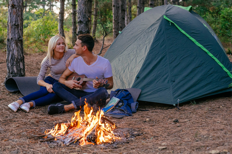 5 Perfect Fall Camping Spots in Nevada