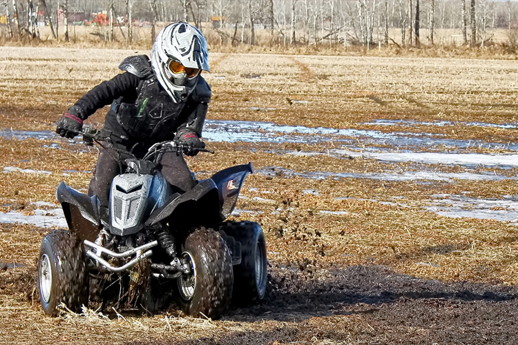 5 Cool Spots for ATV Off-Roading in New York