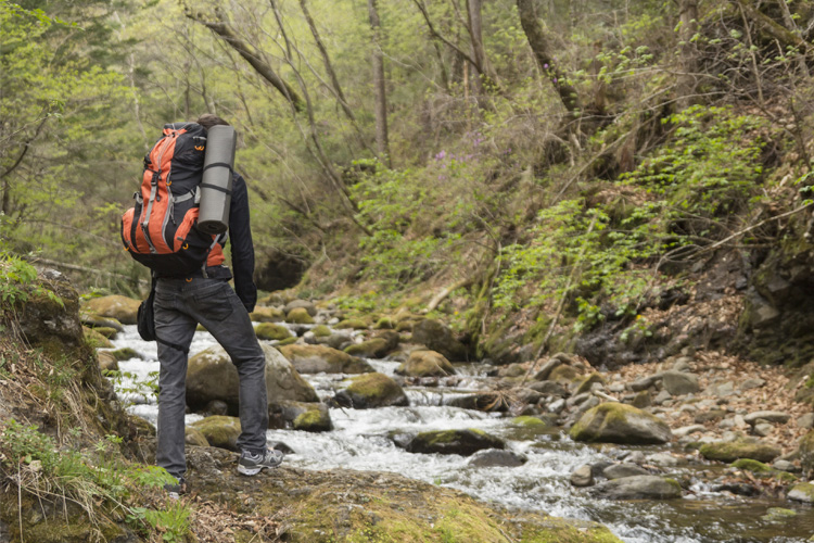 5 Beautiful Backpack Camping Spots in New York