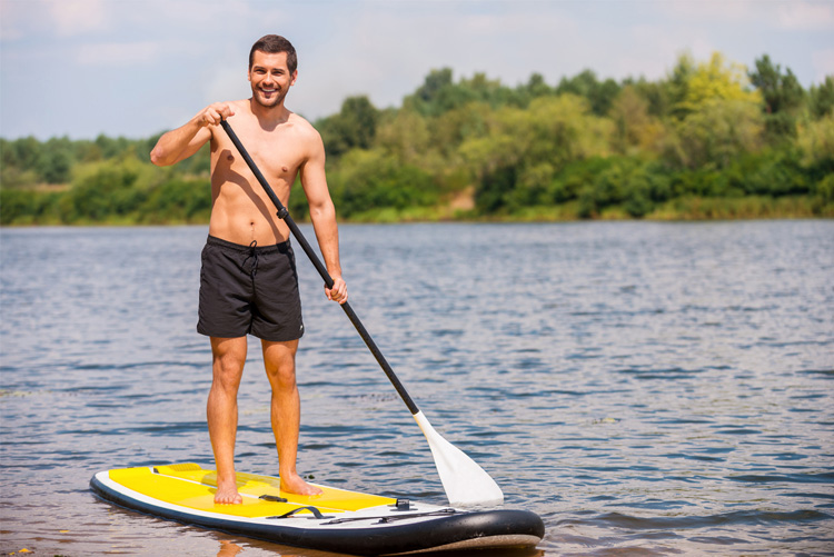 5 Great Paddleboarding Spots in New York