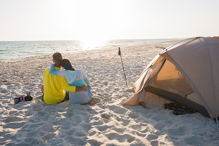 5 Gorgeous Beach Campsites in Ohio