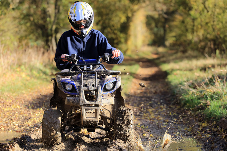 ATV Off-Roading Adventure at Tecumseh Trails