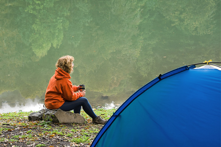5 Perfect Fall Camping Spots in Ohio