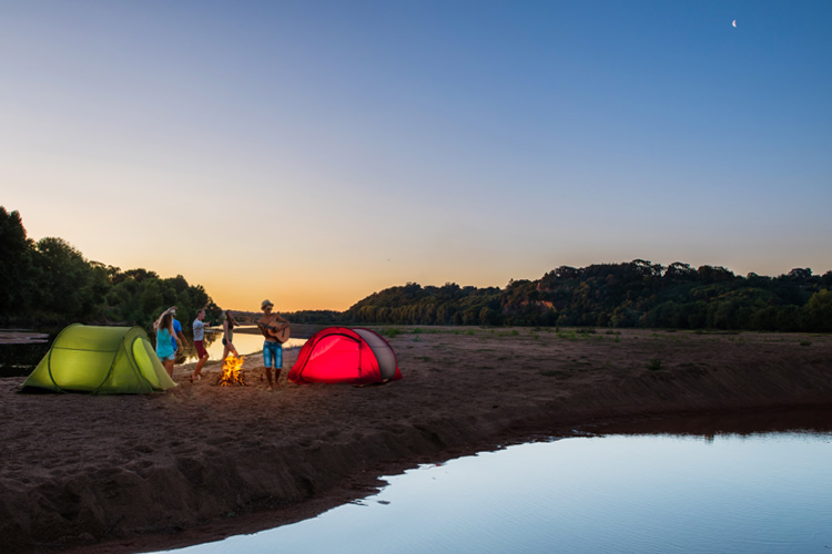 5 Gorgeous Beach Campsites in Oklahoma