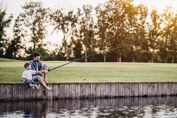 5 Best Fishing Holes in Oklahoma