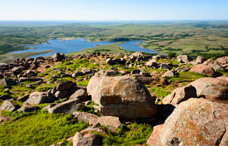5 Beautiful Scenic Hikes in Oklahoma
