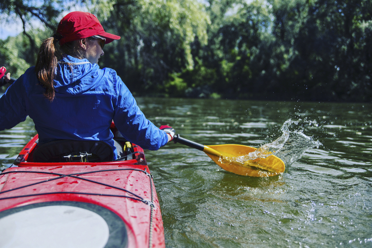 5 Excellent Places for Beginners to Kayak in Oklahoma