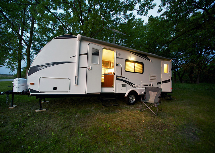 5 Awesome RV Campsites in Oklahoma