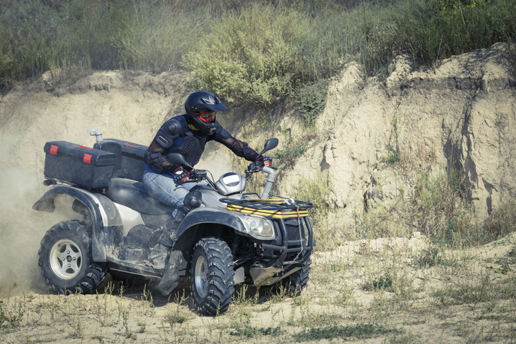 5 Cool Spots for ATV Off-Roading in Oregon