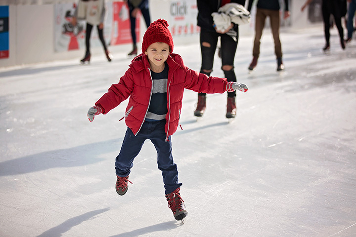10 Best Ice Skating Rinks in Oregon