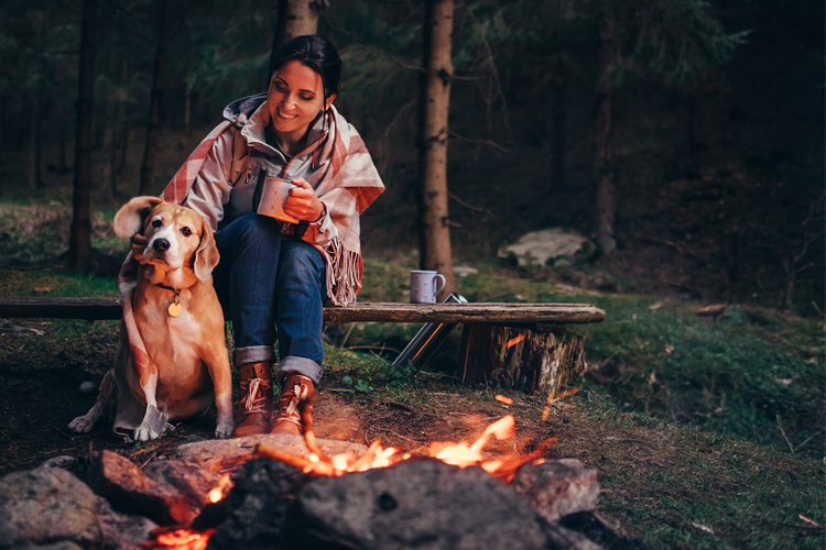 5 Perfect Fall Camping Spots in Oregon