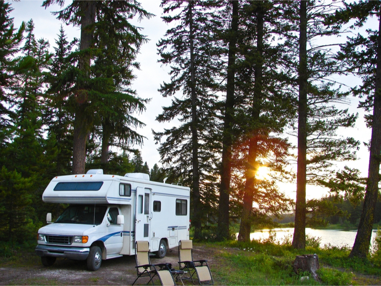 5 Awesome RV Campsites in Oregon