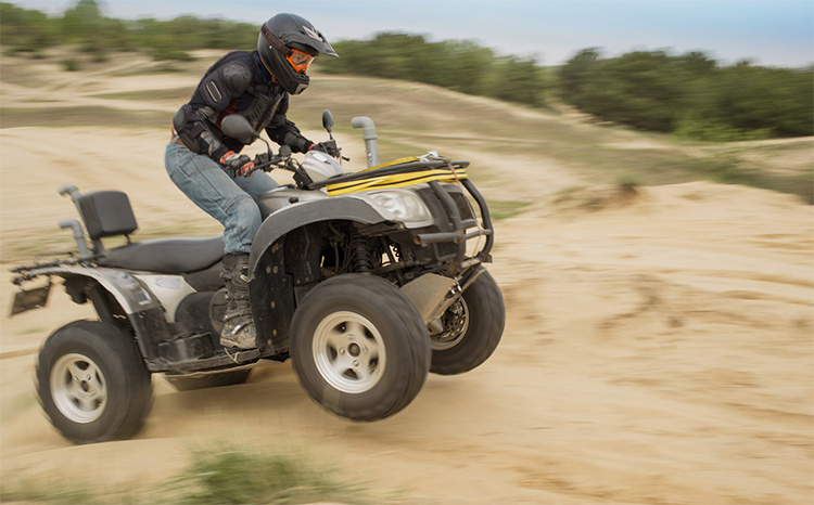 5 Cool Spots for ATV Off-Roading in Pennsylvania