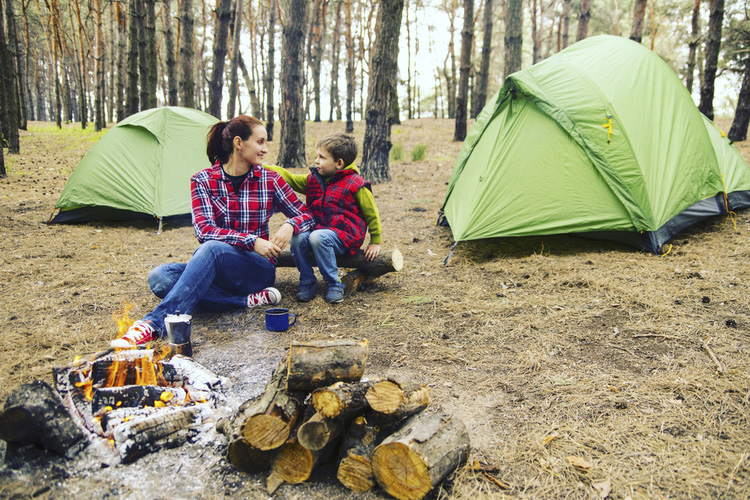 5 Awesome Campgrounds for Families in Pennsylvania