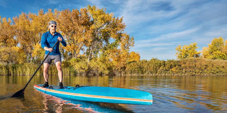 5 Great Paddleboarding Spots in Pennsylvania