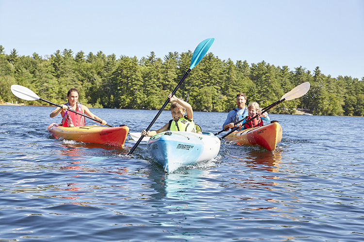 Paddling With Your Kids—How To Get Started