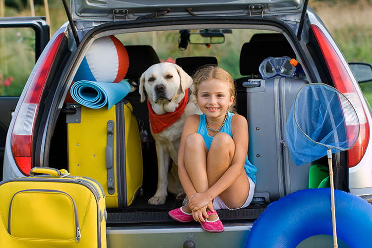 10 Great Pet-Friendly Campsites in the U.S.