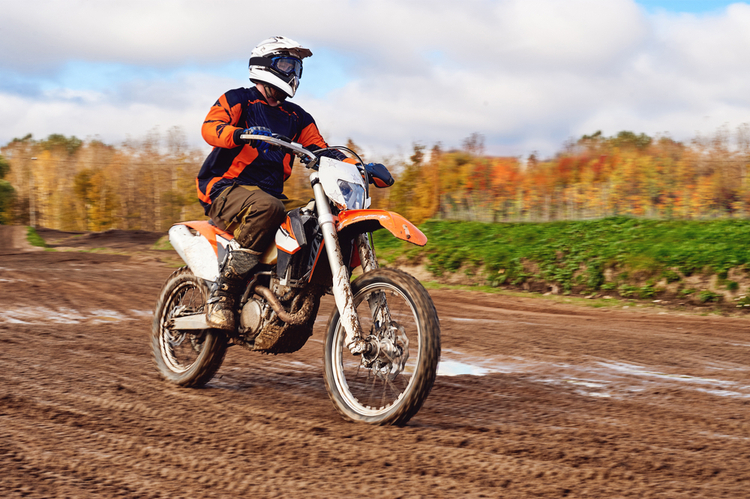 4 Amazing Dirt Motorcycle Trails Around Rhode Island