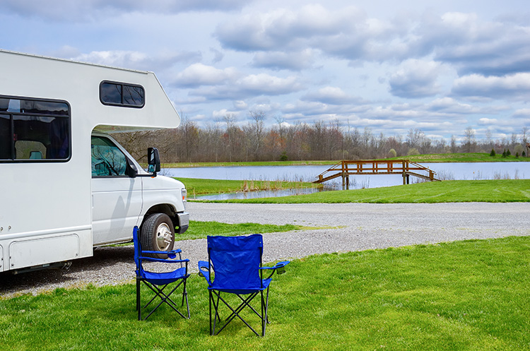 5 Awesome RV Campsites in South Carolina