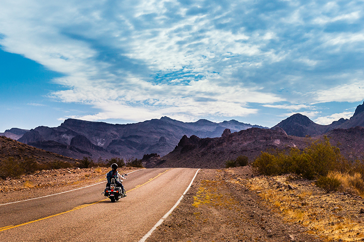 The 10 Most Scenic Motorcycle Routes in the U.S.
