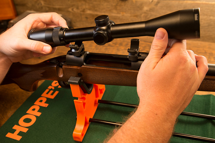 Scope Mounting—How to Get It Perfect Every Time