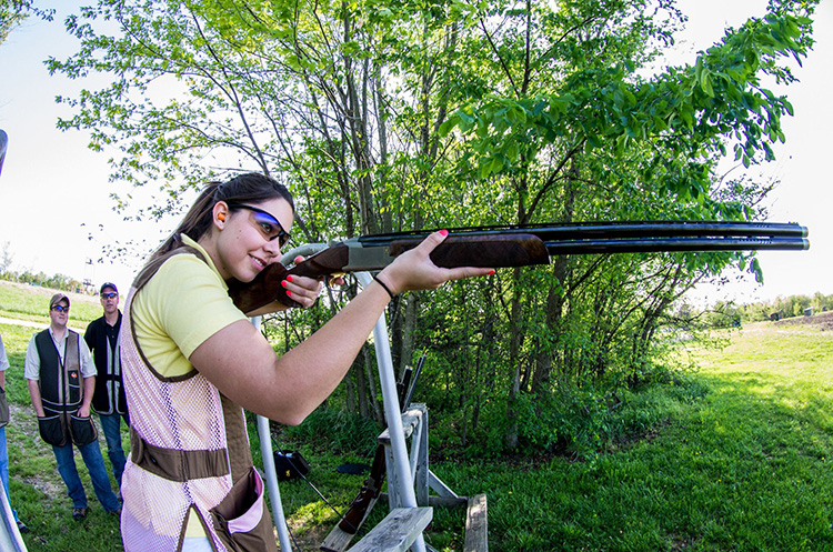 Want To Shoot Your Shotgun Better? Get Stupid.