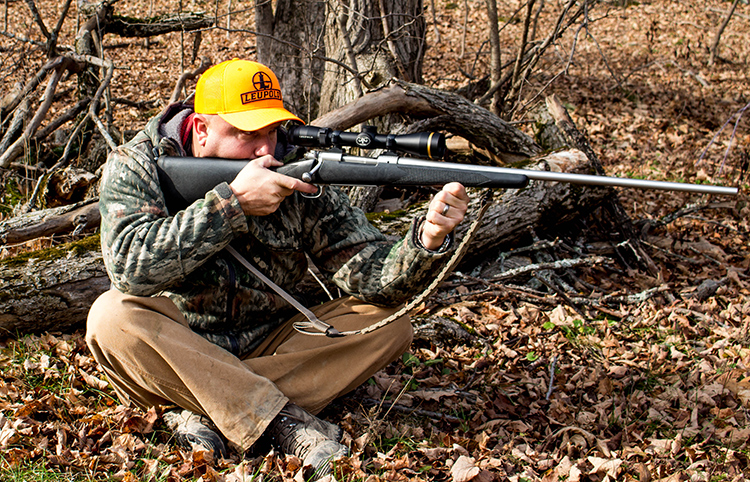 Shooting Positions for the Hunt—There's No Benchrest in the Field