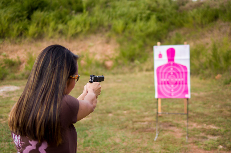 Handgun Shooting—4 Ways to Quickly Improve Your Skills