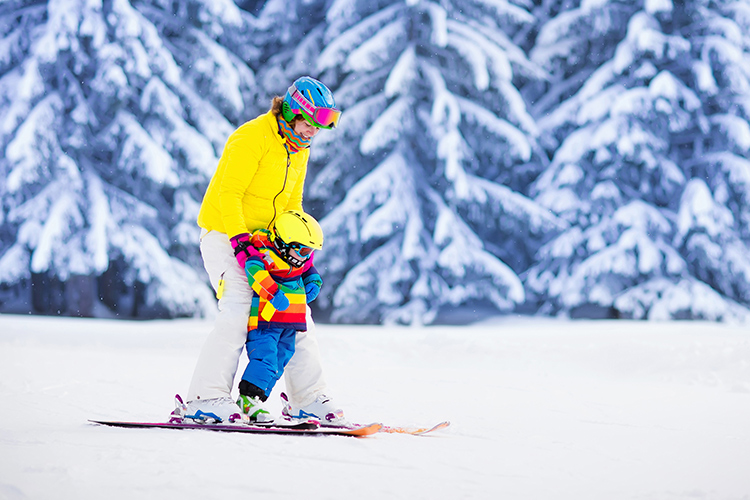 8 Tips for Bringing Kids on a Ski Trip